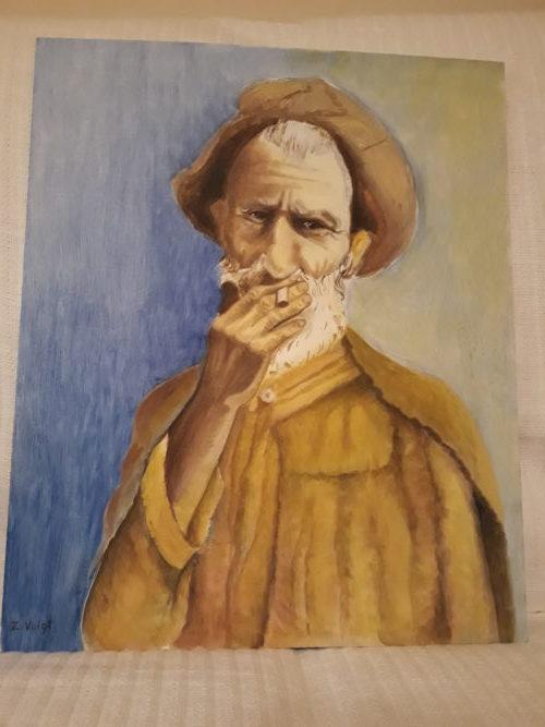 Der Rauchende
